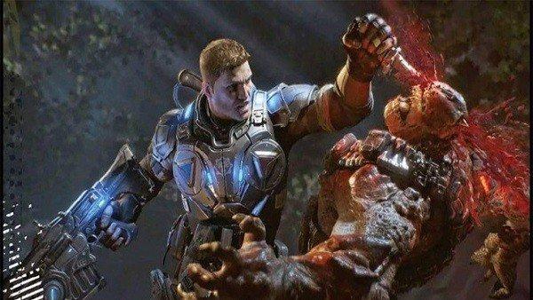 Gears of War 4 muestra a sus nuevos enemigos