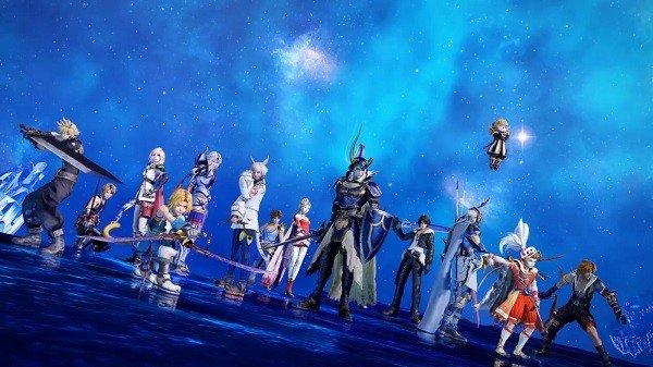 E3 2017 U-tad: Dissidia Final Fantasy NT, anunciado oficialmente por Square Enix