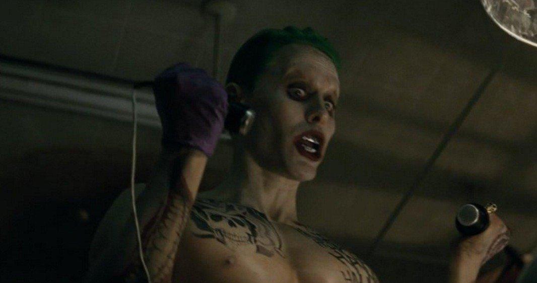 Escuadrón Suicida: El tráiler de la versión extendida tiene una escena inédita del Joker