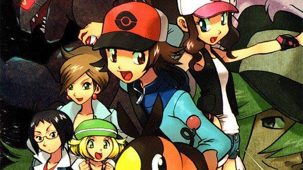 No Solo Gaming: Pokémon: Negro y Blanco, el manga
