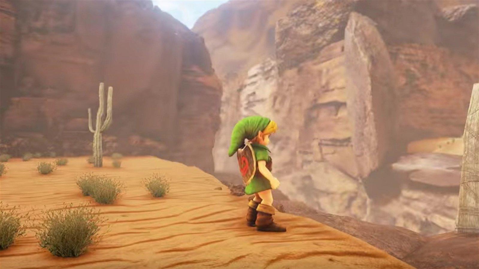 The Legend of Zelda celebra su aniversario con este increíble libro de arte