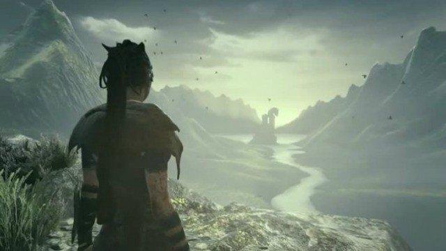 Hellblade: Senua's Sacrifice se luce en un nuevo gameplay