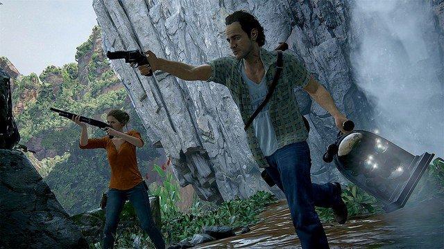 AlfaBetaTOP: Uncharted 4 sigue una semana más en lo alto de la lista