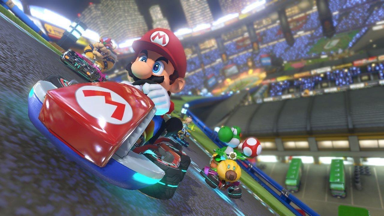 Mario Kart 8 podría ampliar sus contenidos descargables muy pronto