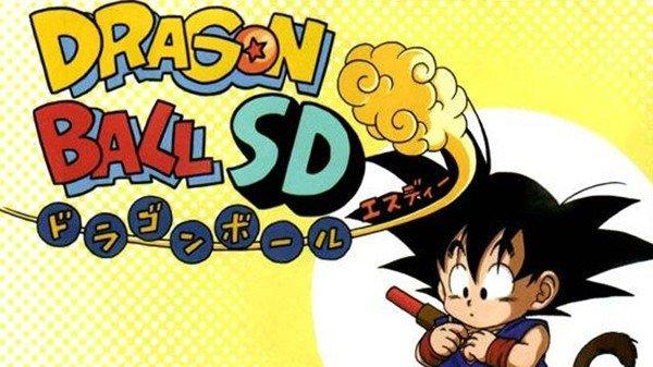 Reseña Manga: Dragon Ball SD, tomo 2