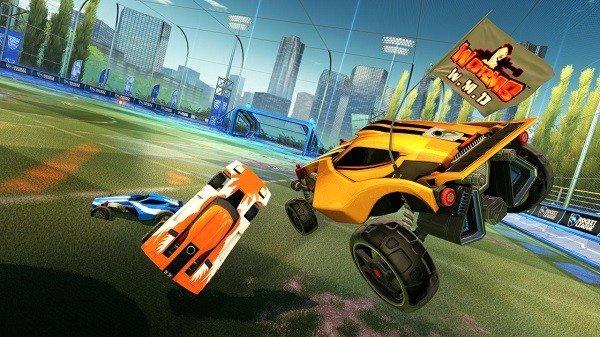 Tencent empieza a competir con Steam regalando Rocket League