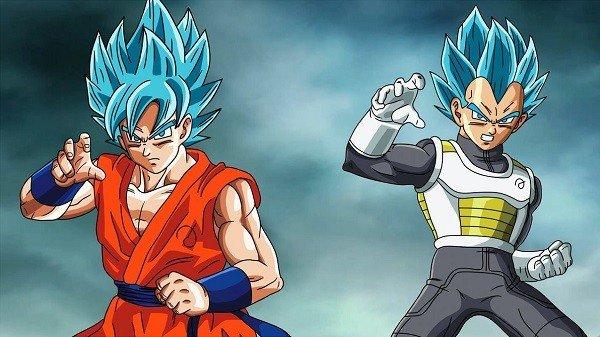 Transformaciones: Super Saiyan Dios Super Saiyan… ¿Blue? ¿Pero qué nivel es ese?