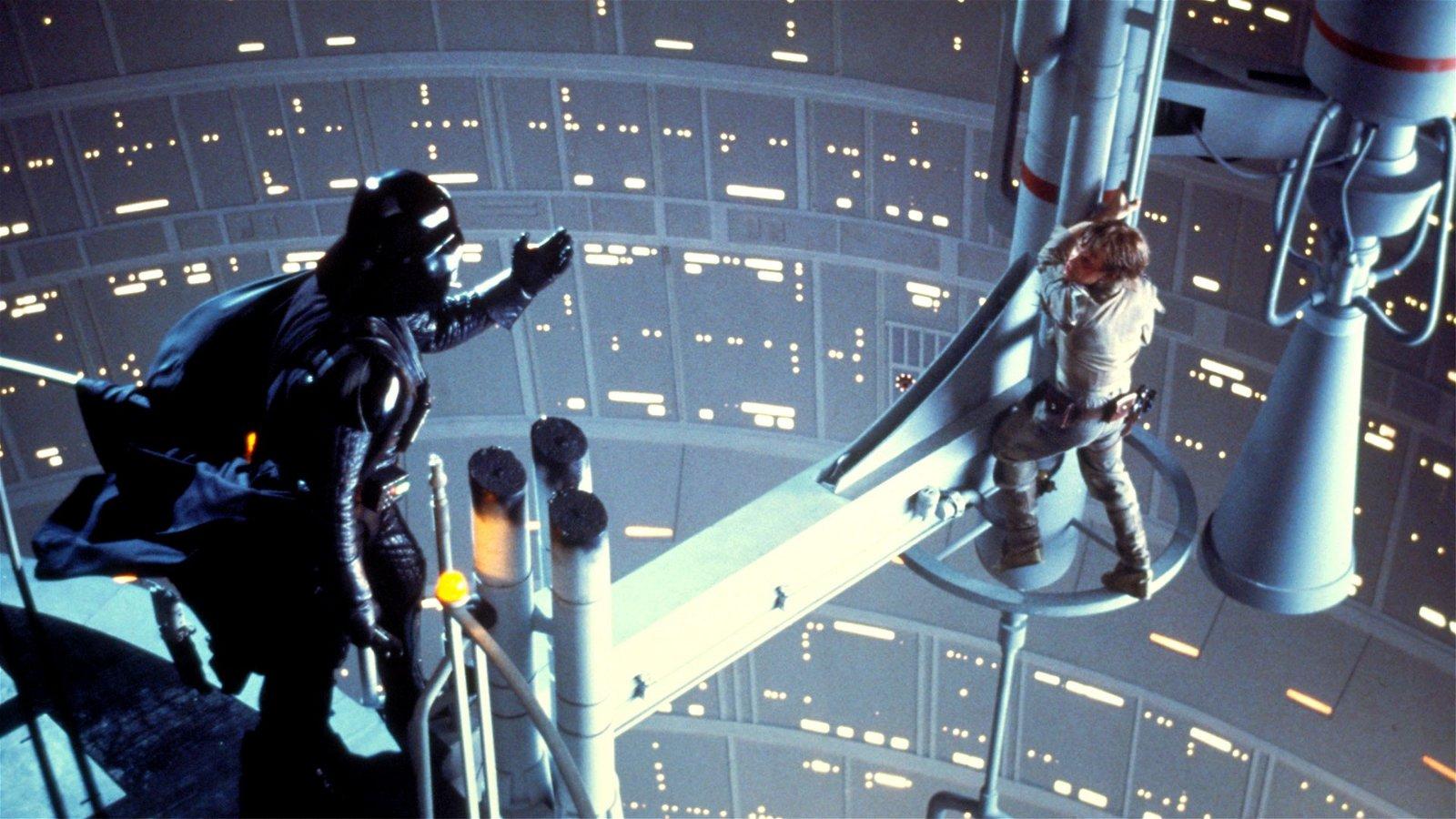 Star Wars: Episodio IV, resumido en una infografía alucinante de 123 metros