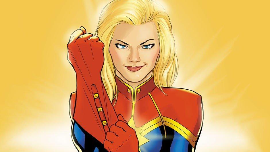 Captain Marvel modificará sus orígenes para no parecerse a Linterna Verde
