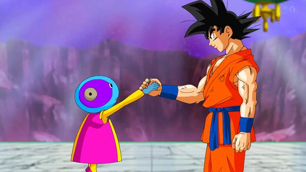 Dragon Ball Super confirma a su nuevo dios