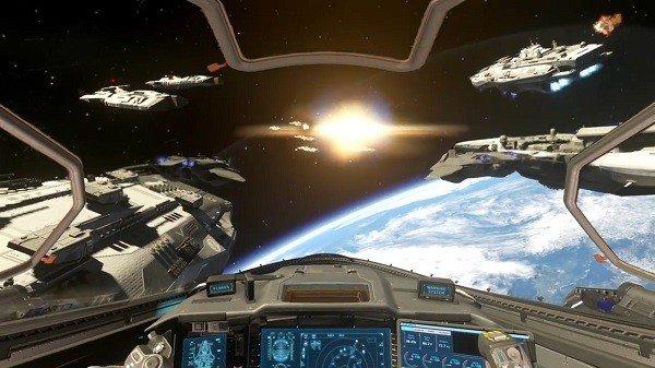 Call of Duty: Infinite Warfare se muestra en acción en la Comic-Con