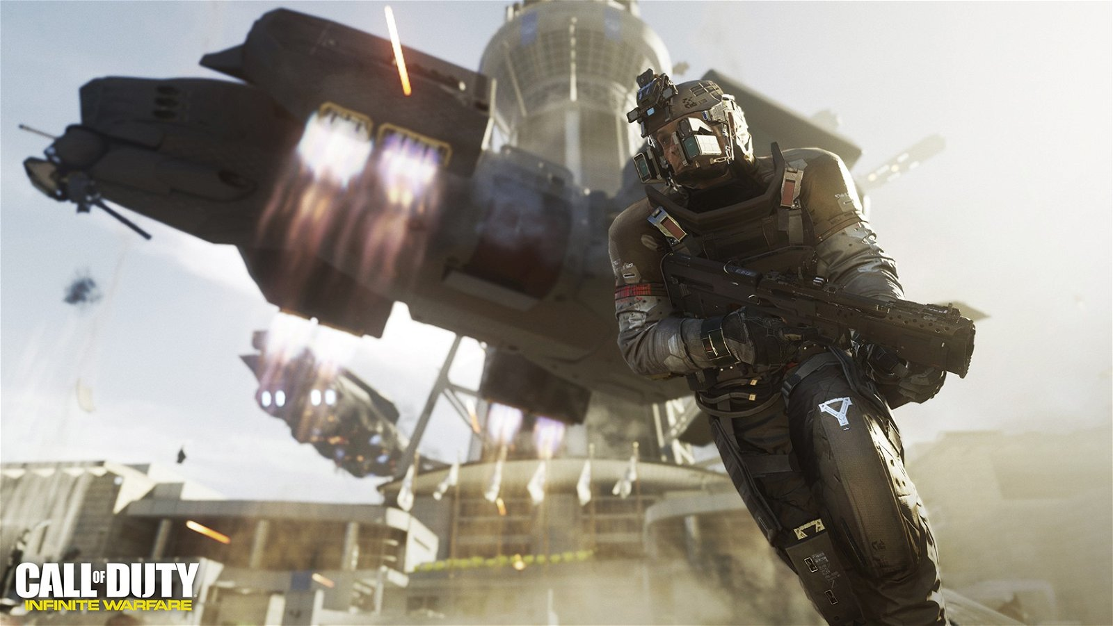 Call of Duty: Infinite Warfare tendrá 12 mapas en su lanzamiento