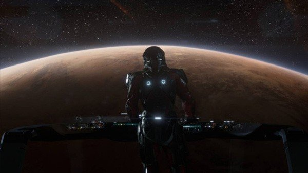 E3 2016 U-tad: Mass Effect: Andromeda desvela el nombre de su protagonista