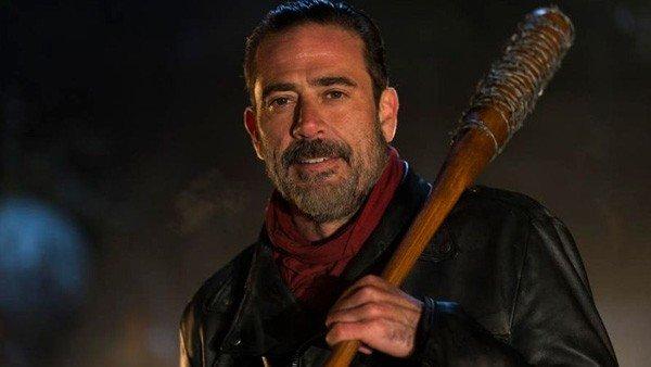 The Walking Dead rodó 11 versiones de la escena de Negan para evitar spoilers