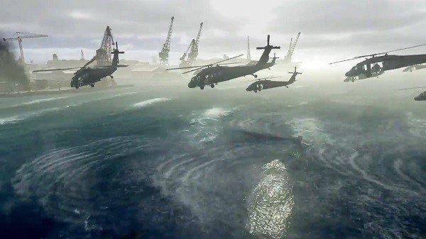 Doce minutos de Call of Duty: Modern Warfare Remastered