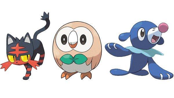 RESULTADO ENCUESTA: Este es el Pokémon de Sol y Luna que más te gusta