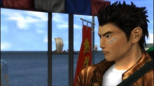 Sega registra un dominio para Shenmue HD en Europa