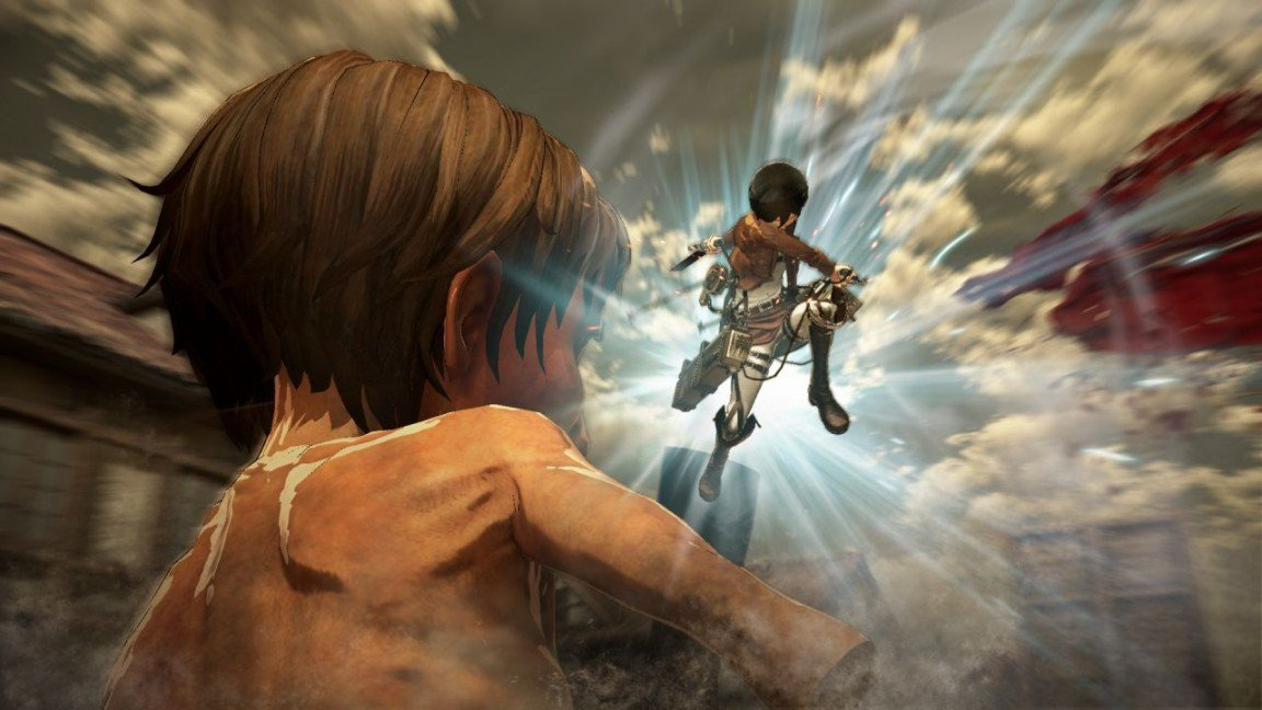 Attack on Titan: Wings of Freedom desvela sus requisitos en PC