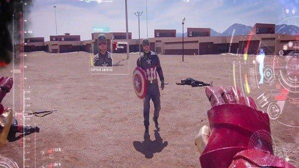 Iron Man: Un vídeo te mete en la piel del superhéroe