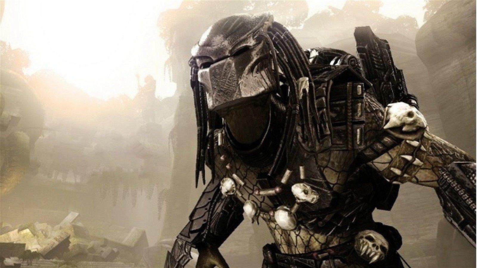 El nuevo Predator tendrá un aspecto distinto al original