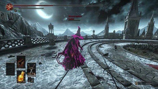 Dark Souls 3 te permite jugar en primera persona gracias a un mod