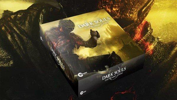 Dark Souls: El Kickstarter para su juego de mesa finaliza con 5,4 millones de dólares