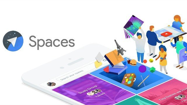 Google anuncia Spaces, su nueva app de mensajería