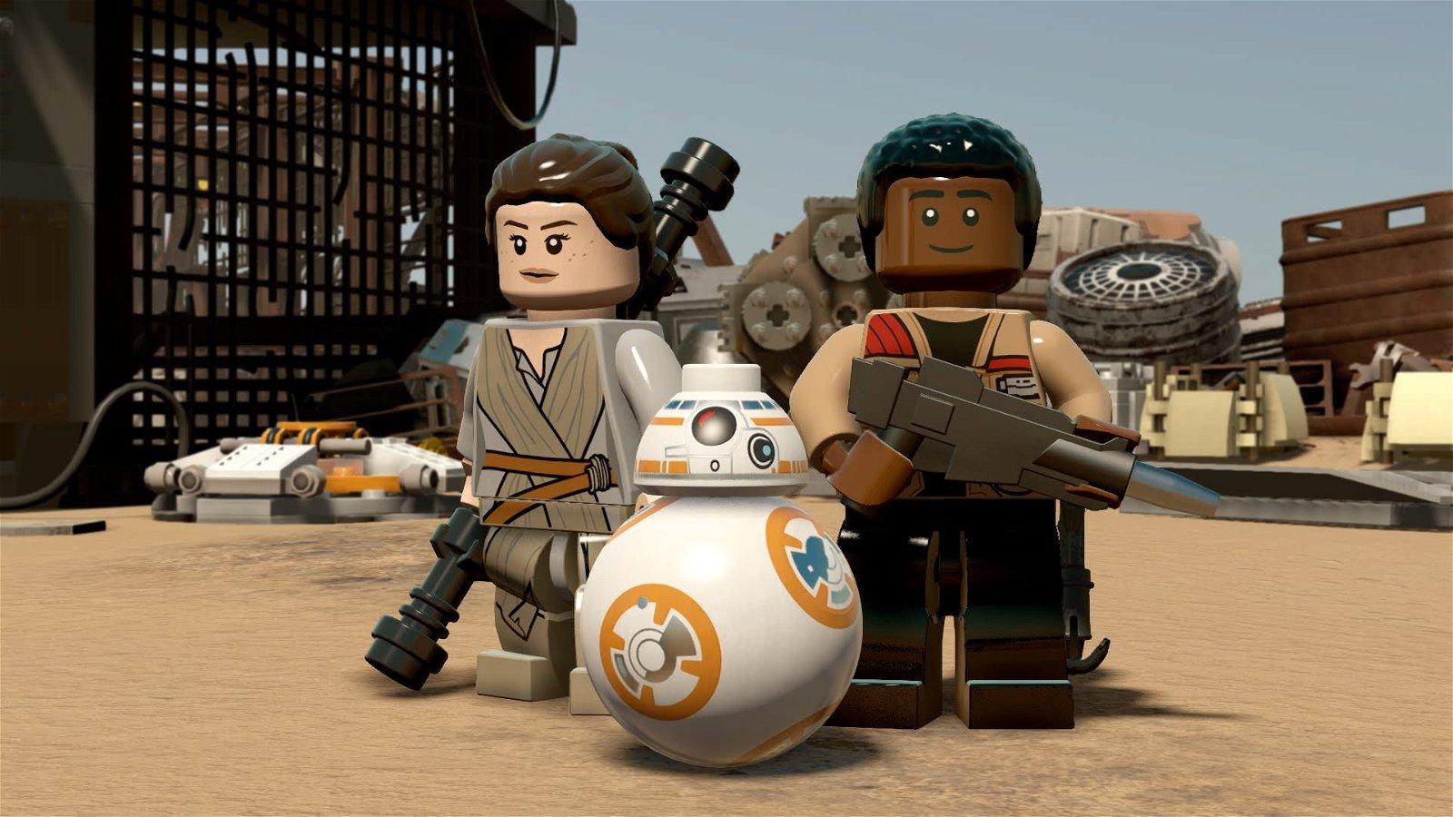 LEGO Star Wars: El despertar de la Fuerza detalla su pack de personajes de El Imperio Contraataca