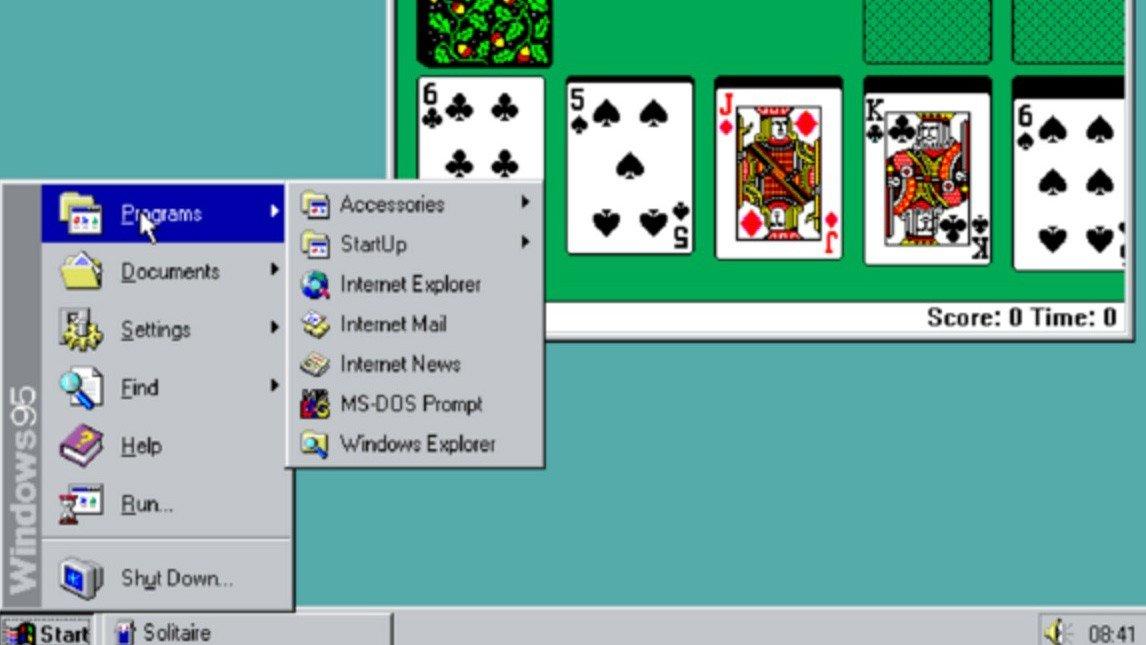 Ejecutan Windows 95 en una Xbox One