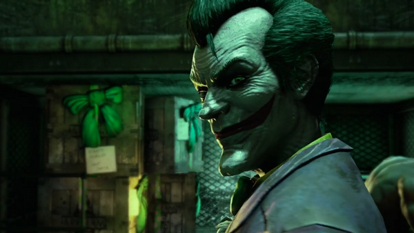 Batman: Return to Arkham luce así en Unreal Engine 4