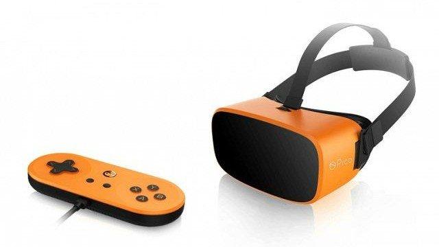 Este es Pico Neo, un nuevo aspirante a la realidad virtual