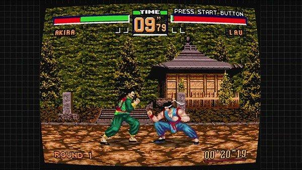 Los clásicos de Sega también pueden jugarse con el mando de las consolas de nueva generación