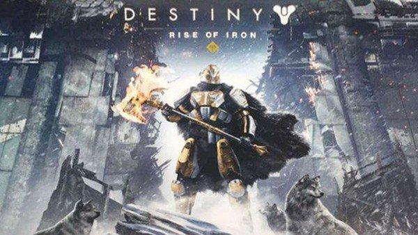 Destiny: Bungie registra el nombre Rise of Iron