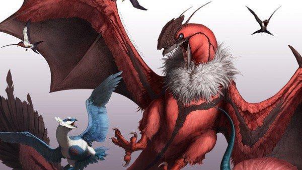 Pokémon: Yveltal, Salamence y Latios ya tienen su propio fan-art realista