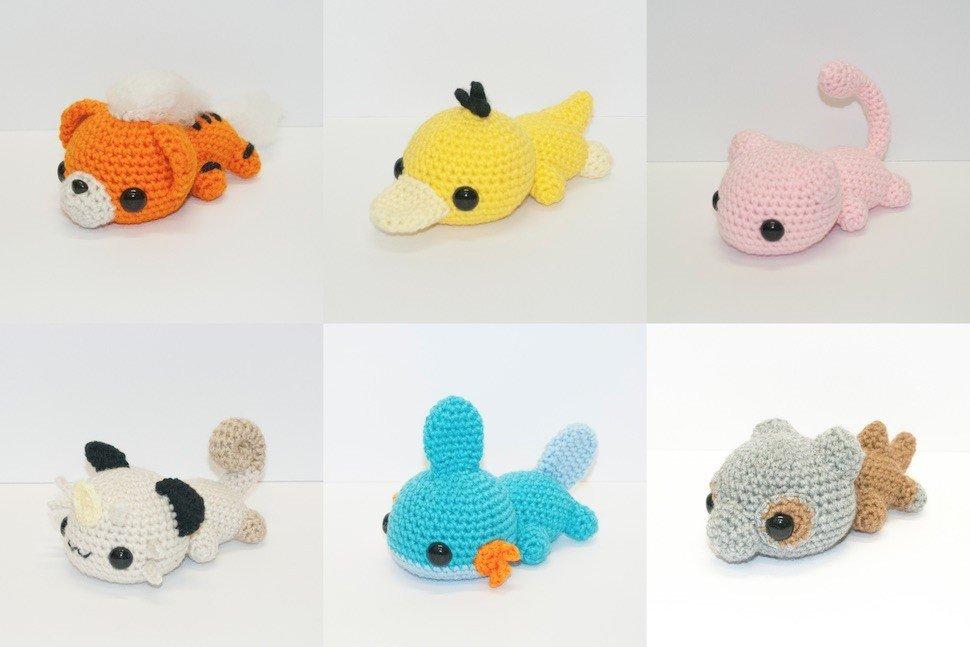Pokémon busca su lugar en tu estantería con estos peluches de ...