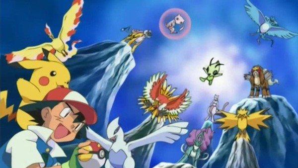 Pokémon: Los 10 mejores Legendarios