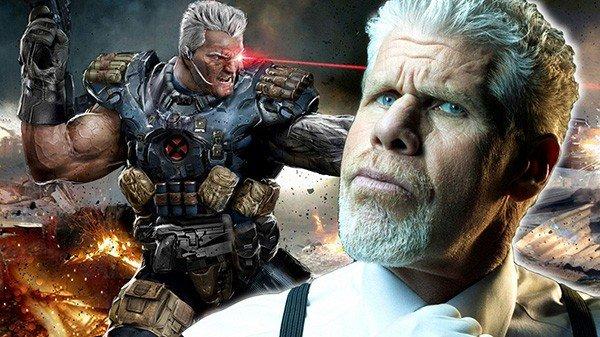Deadpool 2: Ron Perlman quiere interpretar a Cable
