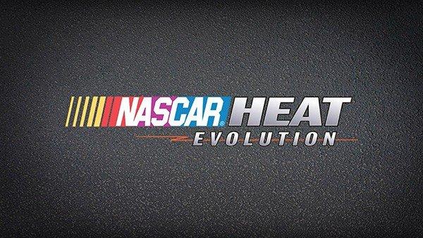 NASCAR Heat Evolution será el primer juego de la competición para la nueva generación