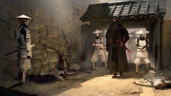 Star Wars: ¿Cómo sería en el Japón feudal?
