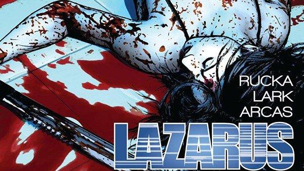No Solo Gaming: Analizamos el cómic Lázarus