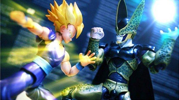 Dragon Ball Z: Un vídeo en stop motion recrea una espectacular pelea con figuras