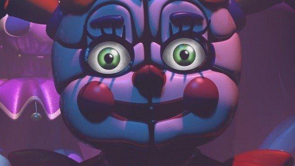 """Five Nights at Freddy's: Sister Location podría retrasarse por dar """"demasiado miedo"""""""