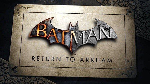 Batman: Return to Arkham se retrasa hasta noviembre