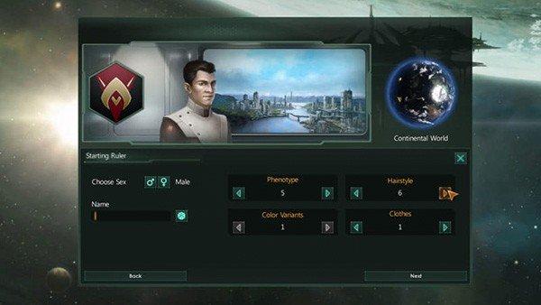 Stellaris cuenta con un mod que acaba con la variedad racial del juego