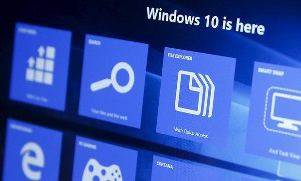 Windows 10 permitirá crear carpetas en el menú de inicio