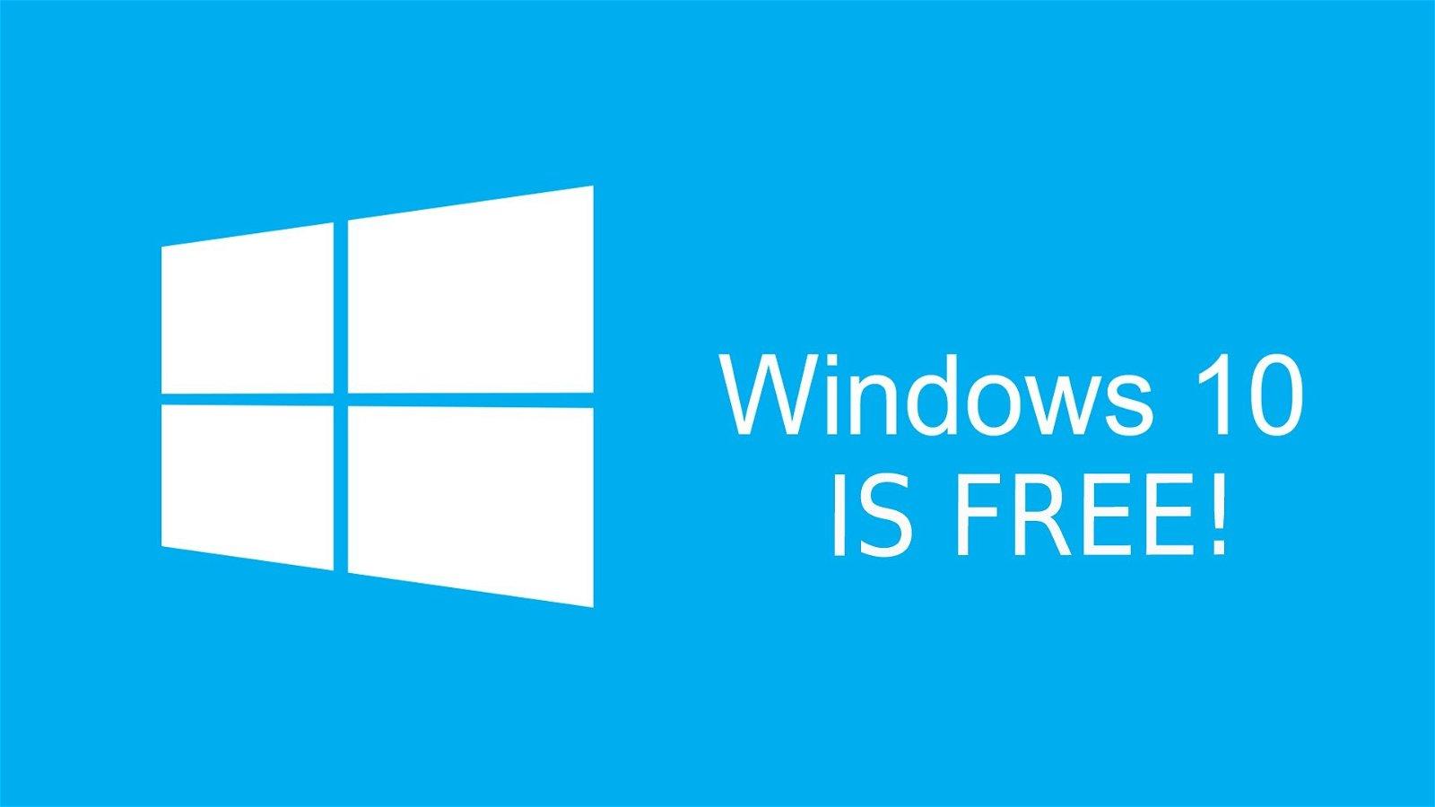 Windows 10 puedes descargarse totalmente gratis con este sencillo paso