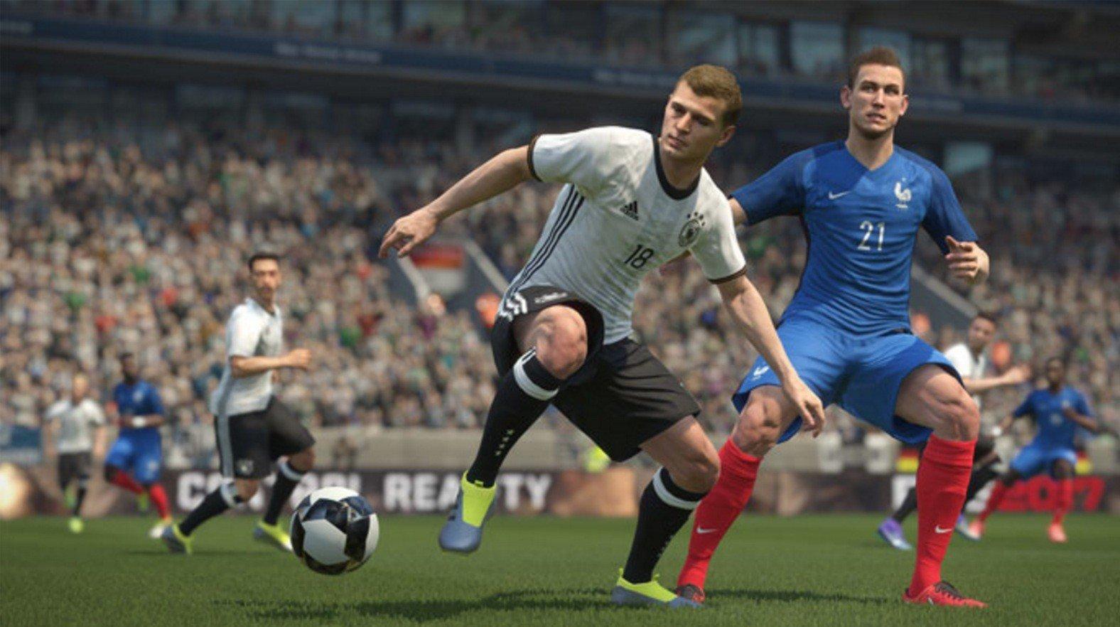 E-Sports: Pro Evolution Soccer 2017 incluirá un acceso directo a PES League