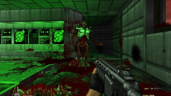 Doom está siendo recreado en sus juegos originales