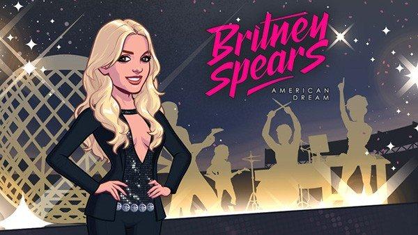 Britney Spears se une a la moda de los videojuegos con American Dream