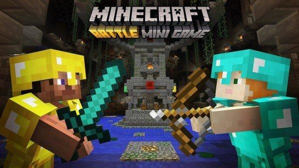 Minecraft distribuirá su modo de Batalla de manera gratuita en consolas